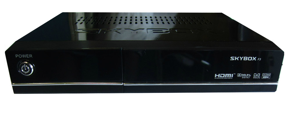 Skybox F3 HD 1080p