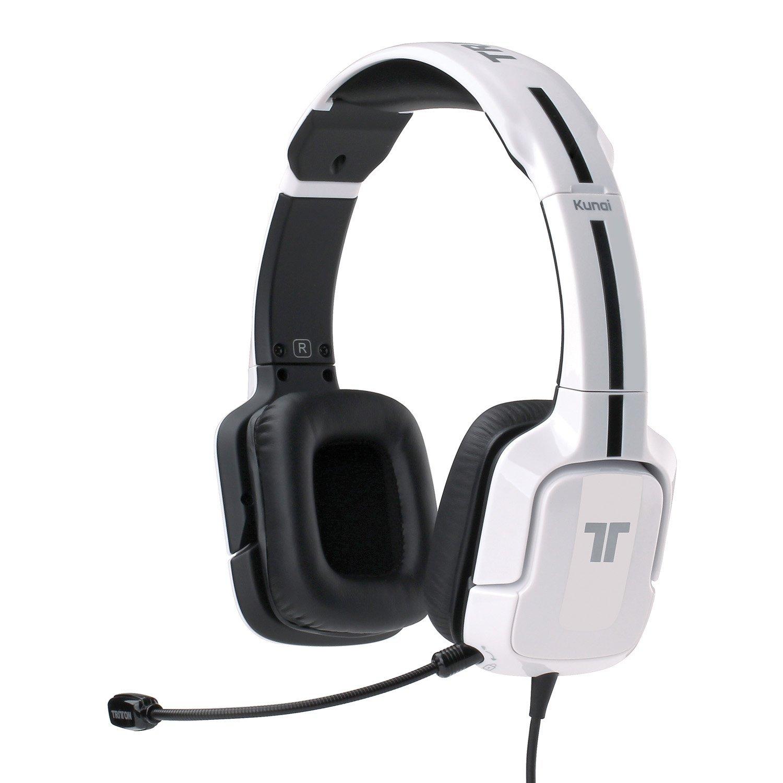 Tritton Kunai Stereo Headset Ps3 Pc Wii U Xbox 360 Mac Mobile Bl